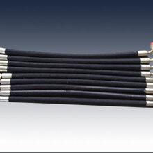 利通液压供应紧凑型21Mpa蕞大工作压力1和2层钢丝编织橡胶软管耐油耐天候