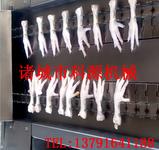 家禽分割机鸡爪割爪机分割输送机诸城市科源机械