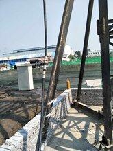 开封泰澳德环保设备塔吊喷淋降尘装置专用