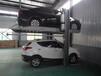 厂家直销家用双柱车库双柱停车设备双层车库