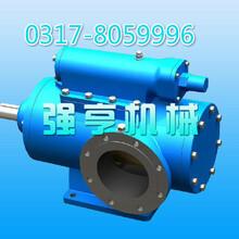 陕西强亨机械三螺杆泵运转平稳性能可靠