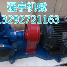 重庆强亨机械YCB圆弧齿轮泵性能稳定应用广泛
