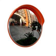 安装pc转角镜提高视野安全性高安全凸面镜好处