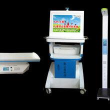 济宁市奥之星供应0~6岁儿童健康管理平台必需品AZX-E型儿童综合发展评价系统软件图片