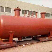 永州50立方液化气储罐安装方案图片
