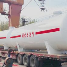 郑州120立方液化气储罐规格要求,LPG储罐图片