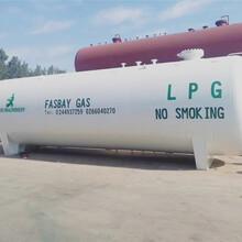 中杰特装LPG储罐,商丘100立方液化气储罐设计规范图片