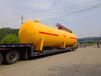 中杰特装氨气储罐,新余100立方液氨储罐安装需求