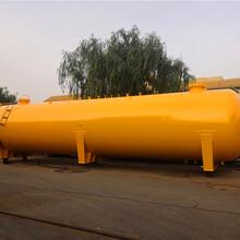 長沙100立方液氨儲罐安裝需求,氨水儲罐圖片