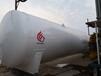 雅安60立方液氧液氮液氬低溫儲罐,液氧儲罐