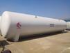 廣安100立方液氧液氮液氬低溫儲罐