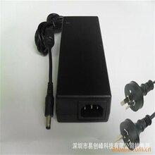 供应48W24V2A电源适配器美规韩规欧国等过UL/CE/SAA等认证足安图片