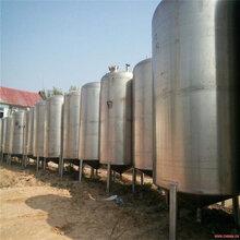 广西二手304不锈钢储罐、搅拌罐、发酵罐低价供应