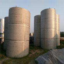 低价转让30吨不锈钢储罐不锈钢储酒罐不锈钢储奶罐发酵罐酒精罐
