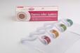 波尿酸导入美容仪滚轮微针电动微针纽菲丝水光针印章微针