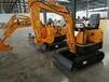 多规格好操作的挖掘机生产厂家新型的迷你小挖机报价