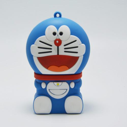叮当猫可爱卡通表情包充电宝创意便携迷你移动电源安卓苹果手机通