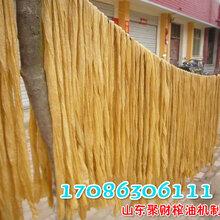 上海金山省心的豆皮机那卖的,全自动黄豆加工机械批发价