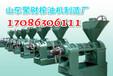 福建福州新一代螺旋榨油机低温压榨茶籽商用榨油机出售