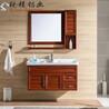 佛山厂家批发全铝浴室柜包镜柜包盆全铝卫浴柜批发