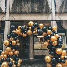 長沙年會場地布置-長沙氣球布置-禮儀慶典-專業年會活動圖片