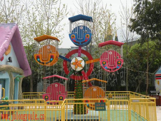 小型儿童游乐设施|儿童观览车|安全可靠低价促销
