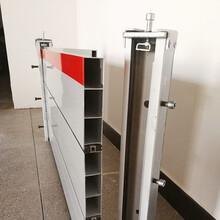铝合金挡水板仓库配电室电厂专用安全可靠郑州易创电力器具