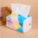 厂家定制广告盒装湿巾定做抽取式湿纸巾