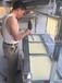 厂家直销手工豆油皮机生产豆油皮的设备无添加手工豆皮机