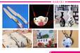 广州诺彩数码标签打印机塑料标牌打印机