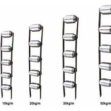 20kg金属链码皮带秤效验标定链码图片