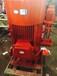 那有生产XBD8.5/10-SLH消火栓泵扬程是多少、喷淋泵工作原理、消防泵型号含义