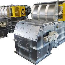 赫力斯双轴螺旋式给料机,耐用性螺旋输送机,轴移动式螺旋输送机