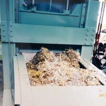 赫力斯压切式切断机,压切式强力切断,纸浆渣钢丝绳,含钢丝输送带