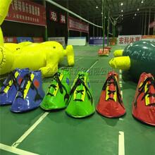趣味运动会器材快乐大脚脚穿大脚竞走道具拓展训练项目快乐大脚