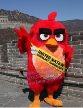北京玩偶服装制作人偶头套定做北京乐卡卡通