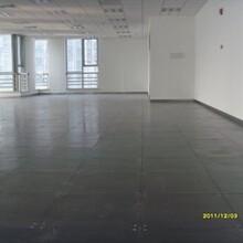 防静电活动架空地板,写字楼等建筑装修图片