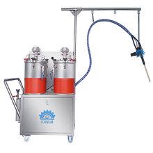 久耐机械聚氨酯pu灌胶机双组份聚氨酯ab胶注胶设备图片