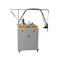 供应双液环氧树脂灌胶机ab胶点胶机自动混胶机图片