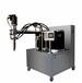 低壓硅膠發泡機雙組份ab硅膠發泡設備廠家_久耐機械