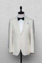 重庆男士职业西装设计/男士商务西服定制/西装定做-安索洛