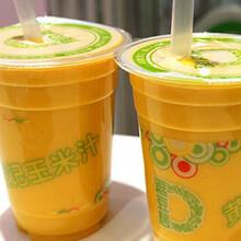 黔货珍品:浓浓醇香的早餐玉米汁图片