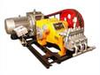 GZB-40C型高压注浆泵