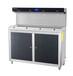 威可利WY-4H-C饮水机感应出水模压水槽饮水机温开水饮水机