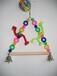 棉绳宠物咬绳木制品皮制品麻绳鸟玩具系列环保宠物玩具
