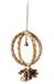棉绳宠物玩具鸟类玩具木制品皮制品手编棉绳麻绳