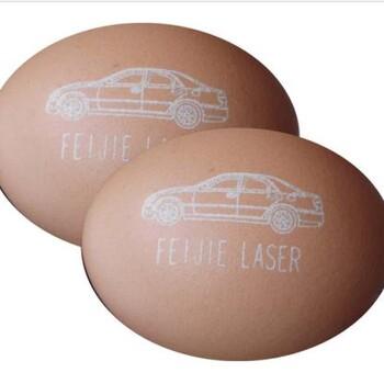 鸡蛋壳激光镭射机厂家东莞台谊二氧化碳激光打标机厂家