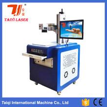 台谊TY-G708水晶外侧激光打标机——紫外10w