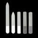 纳米玻璃指甲锉水晶抛光条打磨搓条修形搓美甲工具亮甲神器