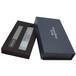 尖頭平頭指甲銼時尚禮盒搭配納米玻璃打磨拋光水晶銼